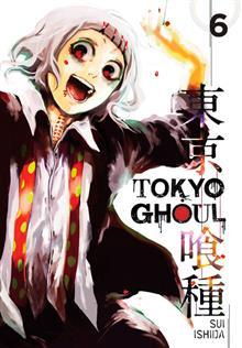 TOKYO GHOUL GN VOL 06 (MR)