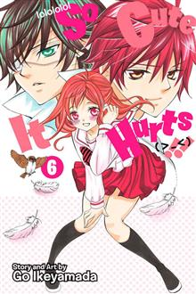 SO CUTE IT HURTS GN VOL 06