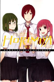 HORIMIYA GN VOL 03