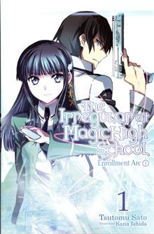 IRREGULAR AT MAGIC HIGH SCHOOL LIGHT NOVEL VOL 01 (RES)