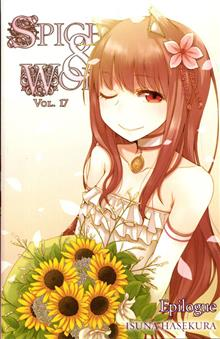 SPICE AND WOLF NOVEL VOL 17 COIN OF THE SUN II (MR)