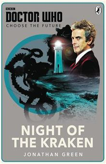 DOCTOR WHO CHOOSE THE FUTURE NIGHT OF KRAKEN