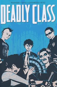 DEADLY CLASS DLX HC DCBS EXC VAR (MR)