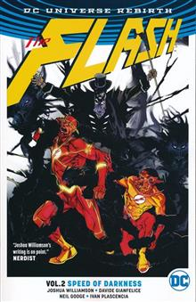 FLASH TP VOL 02 SPEED OF DARKNESS (REBIRTH)