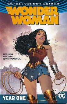WONDER WOMAN TP VOL 02 YEAR ONE (REBIRTH)