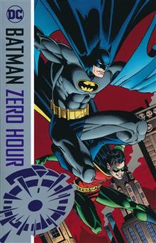 BATMAN ZERO HOUR TP