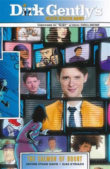 DIRK GENTLY SALMON OF DOUBT TP VOL 01