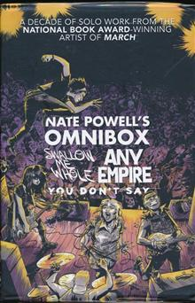 NATE POWELL OMNIBOX TP