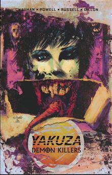 YAKUZA DEMON KILLERS TP