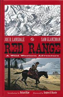 RED RANGE A WILD WESTERN ADVENTURE HC