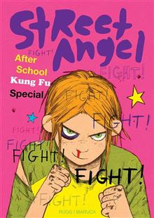 STREET ANGEL AFTER SCHOOL KUNG FU SPEC HC