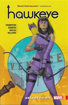 HAWKEYE TP VOL 01 KATE BISHOP