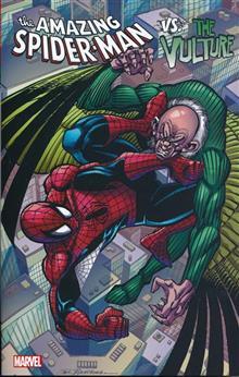 SPIDER-MAN VS VULTURE TP
