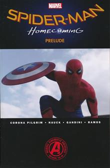 SPIDER-MAN HOMECOMING PRELUDE TP