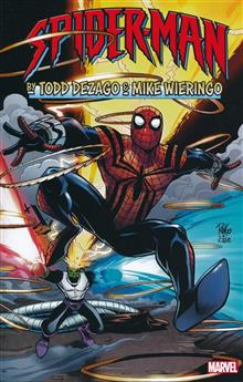 SPIDER-MAN BY TODD DEZAGO AND MIKE WIERINGO TP
