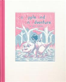 APPLE AND AN ADVENTURE HC