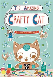 AMAZING CRAFTY CAT GN