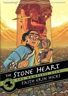 NAMELESS CITY GN VOL 02 (OF 3) STONE HEART