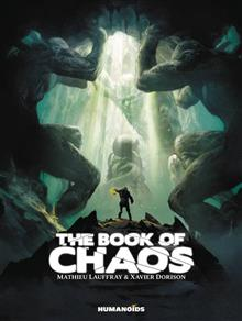 BOOK OF CHAOS HC (MR)
