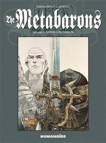 METABARONS GN VOL 01 (OF 4) OTHON AND HONORATA (MR)