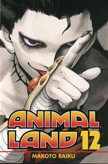ANIMAL LAND GN VOL 12 (RES)