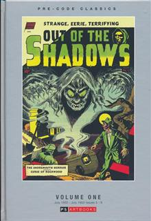 PRE CODE CLASSICS OUT OF SHADOWS HC VOL 01