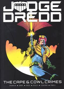 JUDGE DREDD CAPE & COWL CRIMES TP