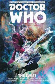 DOCTOR WHO 12TH TP VOL 05 THE TWIST