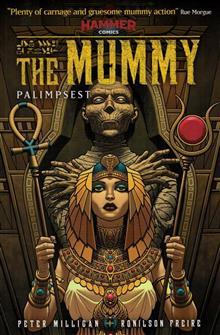 THE MUMMY (HAMMER) TP VOL 01 PALIMPSEST