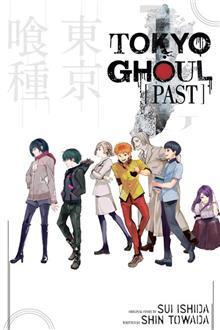 TOKYO GHOUL PAST SC NOVEL