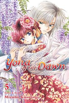 YONA OF THE DAWN GN VOL 05