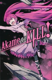AKAME GA KILL GN VOL 10