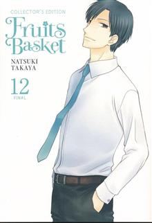FRUITS BASKET COLLECTORS ED TP VOL 12