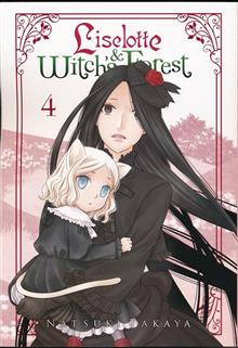 LISELOTTE & WITCHS FOREST GN VOL 04