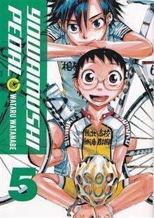 YOWAMUSHI PEDAL GN VOL 05
