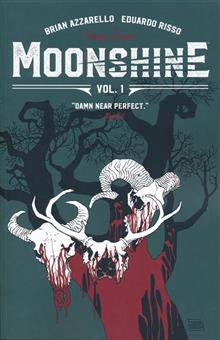 Moonshine TP Vol 01 DCBS Exclusive