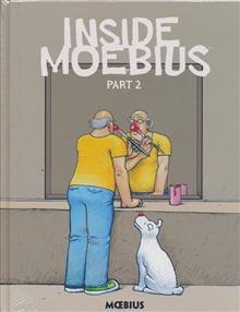 MOEBIUS LIBRARY INSIDE MOBIUS HC VOL 02