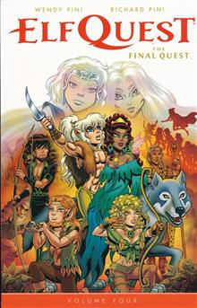 ELFQUEST FINAL QUEST TP VOL 04 (C: 0-1-2)