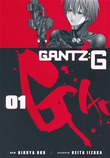 GANTZ G TP VOL 01 (MR)