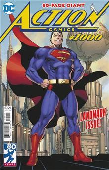 ACTION COMICS #1000 TP