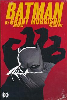 BATMAN BY GRANT MORRISON OMNIBUS HC VOL 01 (current printing)