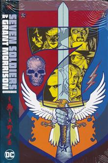 SEVEN SOLDIERS BY GRANT MORRISON OMNIBUS HC