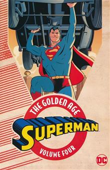 SUPERMAN THE GOLDEN AGE TP VOL 04