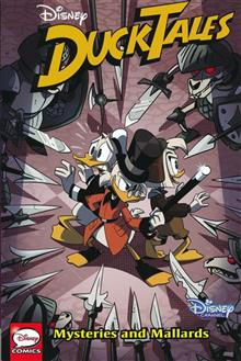 DUCKTALES MYSTERIES & MALLARDS TP