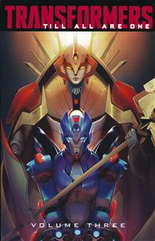 TRANSFORMERS TILL ALL ARE ONE TP VOL 03