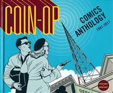 COIN OP COMICS ANTHOLOGY HC 1997-2017