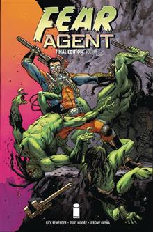 FEAR AGENT FINAL ED TP VOL 01 (MR)