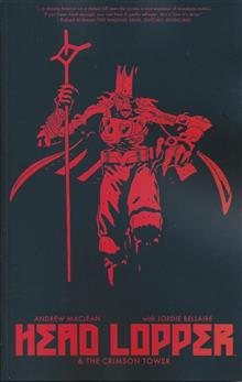 HEAD LOPPER TP VOL 02 CRIMSON TOWER (MR)