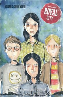 ROYAL CITY TP VOL 02 SONIC YOUTH (MR)