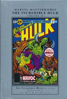 MMW INCREDIBLE HULK HC VOL 12